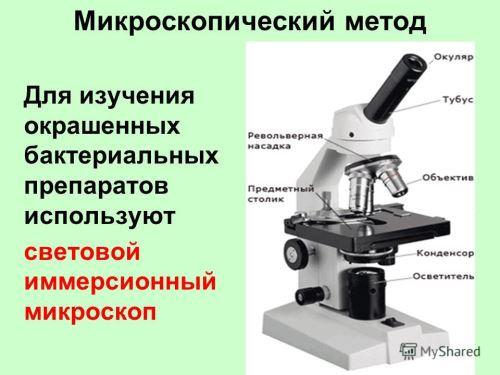 Микроскопический