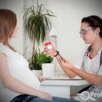 Выявление микробов у беременных женщин