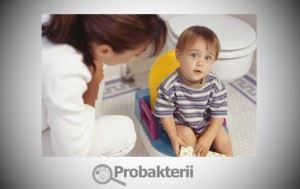 Что делать, если микробы обнаружены у ребенка в моче