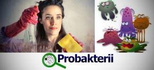 Борьба с бактериями в домашних условиях