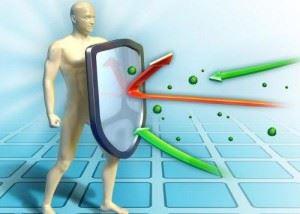 организм человека защищается от инфекций