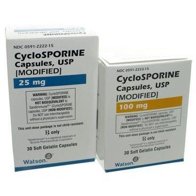 циклоспорин