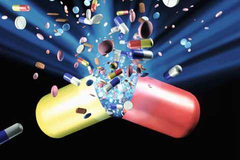 Лекарственные средства для лечения бактериальных инфекций