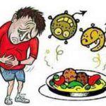 Токсины, попадающие с пищей