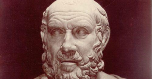 Исследованиями чахотки занимался еще Гиппократ